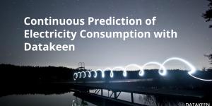 Datakeen predict power consumption