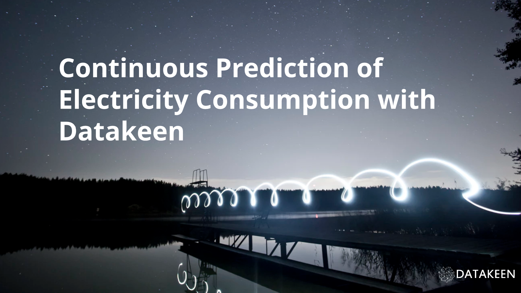 Datakeen predict power consumption