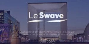 Datakeen integre le programme Swave destine au startups innovantes Datakeen integrates the Swave fintech program for innovative startups