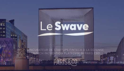 (Français) Datakeen intègre Le Swave, l'incubateur Fintech de la Grande Arche !